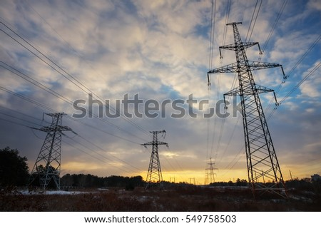 High Voltage Ground Wire Stock Images, Royalty-Free Images ...