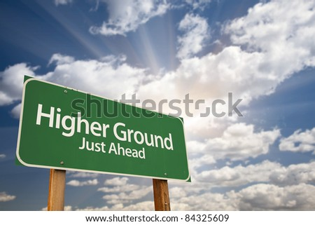 Image result for ants on higher ground