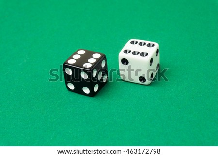 Highest roll of two six sided dice