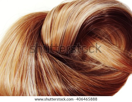 highlight hair texture abstract background - stock photo