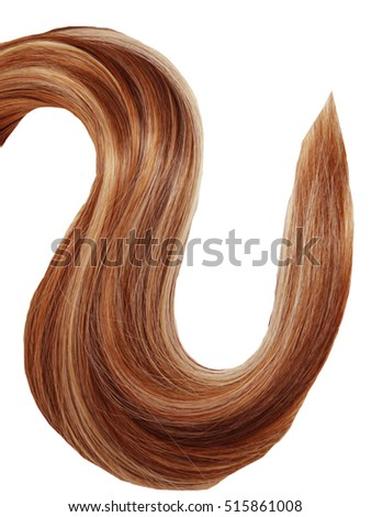 highlight hair texture abstract fashion background