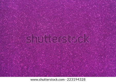 highlighted purple sparkle background - stock photo