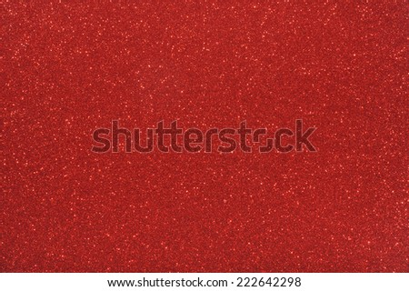 highlighted red sparkle background  - stock photo