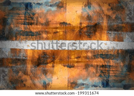 Highly detailed grunge abstract textured collage design ,background or texture with space for your text - stock photo