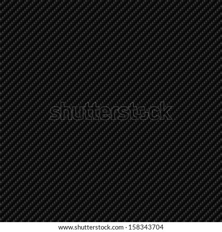 Highly detailed illustration of a carbon fiber background. Also could work as a black reptile or snake skin. - stock photo