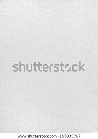 Highly detailed white canvas for texture or background