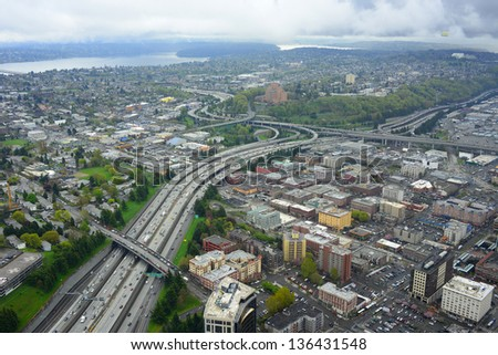 highway in seattle