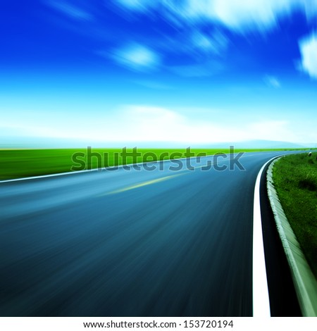 Highway speeds