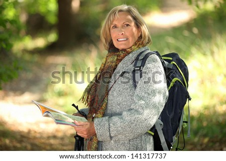 Hiking for Seniors