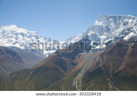 Himalaya mountains