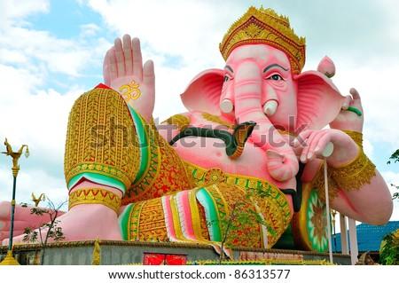 Ganesh God Photos Hindu Hindu God Ganesh Stock Photo