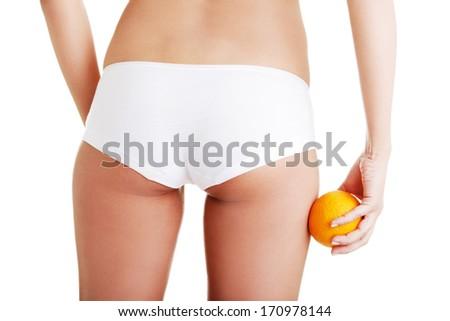 torso female keeping naked stock photos royaltyfree