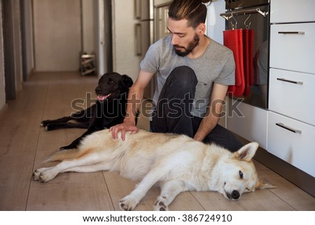 the relationship between man and his dog