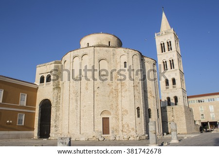 Historic center of Zadar