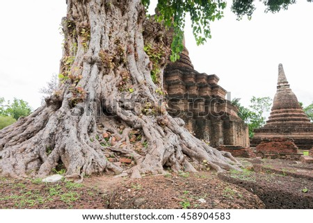 Historic Town of Sukhothai and Associated Historic Towns. Thailand