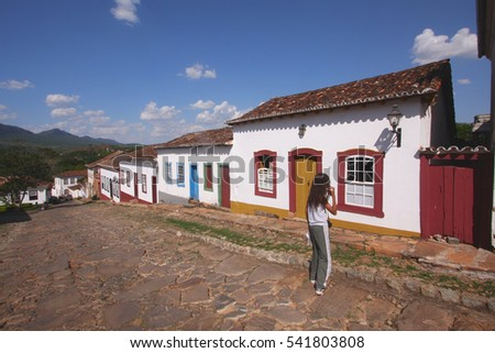 Historic Town of Tiradentes (UNESCO World Heritage), Brazil