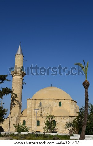 Historical Mosque
