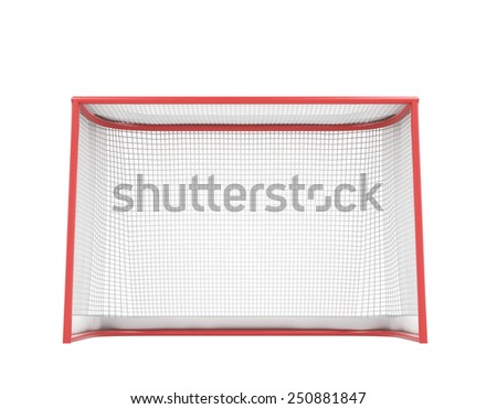 Hockey Net Background