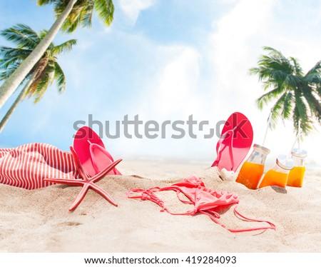 Olga pink 39 s portfolio on shutterstock for Tropical smoothie palm beach gardens