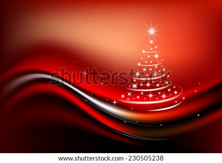 Holiday background for greeting cards, banners, presentations, decorations.  - stock photo