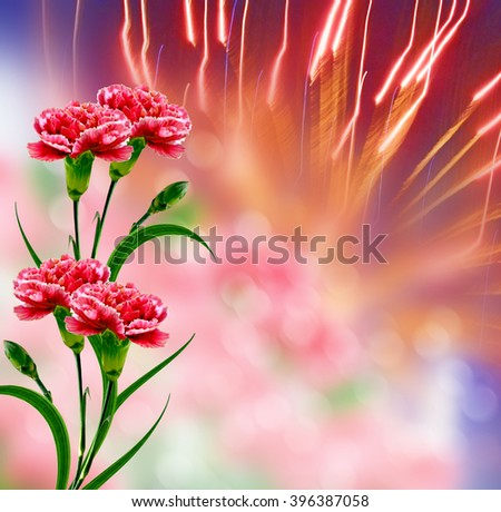 holiday card for the day of victory over fascism. Victory Day. - stock photo