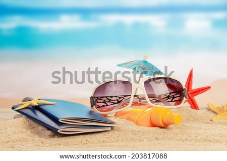 Holiday concept - stock photo