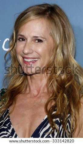 """Holly Hunter at the Los Angeles Premiere of """"Bright Star"""" held at the ArcLight Theater in Hollywood, California, United States on September 16, 2009.   - stock photo"""