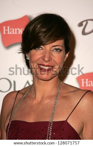 HOLLYWOOD - AUGUST 27: Allison Janney at the TV Guide Emmy After Party August 27, 2006 in Social, Hollywood, CA.