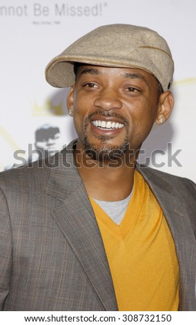 HOLLYWOOD, CA - NOVEMBER 01, 2009. Will Smith at the AFI FEST 2009 Screening of 'Precious' held at the Grauman's Chinese Theater in Hollywood, USA on November 1, 2009. - stock photo