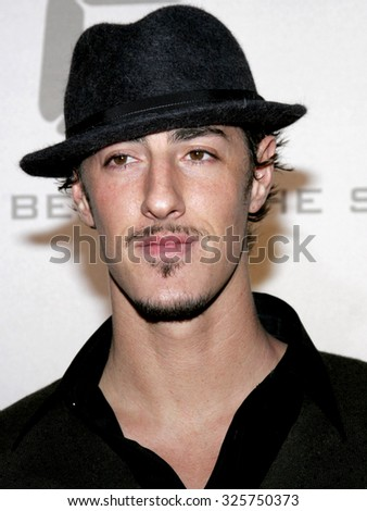 HOLLYWOOD, CALIFORNIA. December 4, 2006. Eric Balfour attends the '24' Season Five DVD Release held at the Les Deux in Hollywood, California United States.