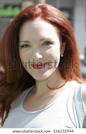 "HOLLYWOOD, CALIFORNIA. July 23, 2006. Amy Yasbeck at the Los Angeles Premiere of ""The Ant Bully"" held at the Grauman's Chinese Theater in Hollywood, California United States."