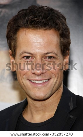"HOLLYWOOD, CALIFORNIA - June 30, 2011. Ioan Gruffud at the Los Angeles premiere of ""Horrible Bosses"" held at the Grauman's Chinese Theater, Los Angeles."