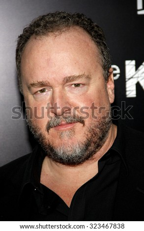 HOLLYWOOD, CALIFORNIA - March 26, 2012. Brent Sexton at the Los Angeles Season 2 premiere of AMC's 'The Killing' held at the ArcLight Cinemas in Hollywood. - stock photo