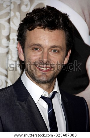 HOLLYWOOD, CALIFORNIA - May 18, 2010. Michael Sheen at the Los Angeles premiere of 'The Special Relationship' held at the Director's Guild of America in Hollywood.