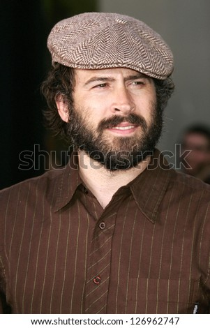 "HOLLYWOOD - JULY 11: Jason Lee at the premiere of ""Clerks ll"" at Arclight Cinemas July 11, 2006 in Hollywood, CA."
