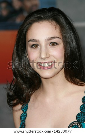 HOLLYWOOD - 3 MARCH 2008: 'College Road Trip' Hollywood Premiere held at the El Capitan theater in Hollywood. Molly Ephraim
