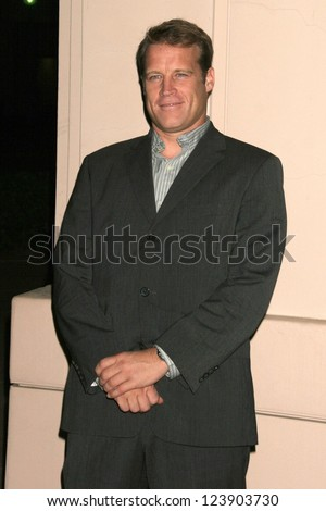 "HOLLYWOOD - NOVEMBER 09: Mark Valley at an evening with ""Boston Legal"" presented by The Academy of Television Arts and Sciences on November 09, 2006 at Leonard H. Goldenson Theater."