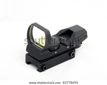 holographic weapon sight