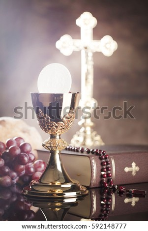 holy confirmation stock images  royalty