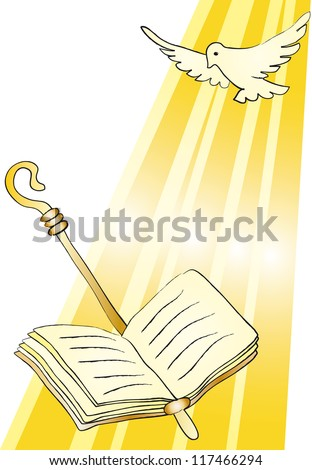 Catholic Confirmation Clip Art Holy confirmation - stock