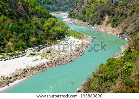 Ganges River Stock Images, Royalty-Free Images & Vectors ...