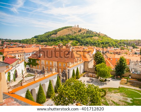 Holy Hill above Mikulov
