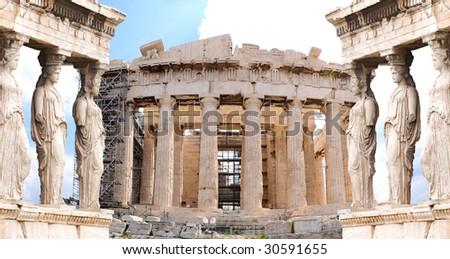 Holy Palace - stock photo