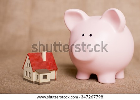 Home Buying - stock photo