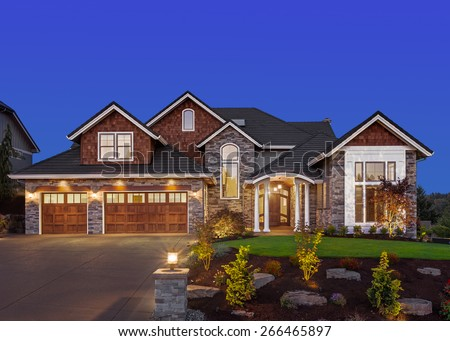Luxury House Exterior exterior stock images, royalty-free images & vectors | shutterstock