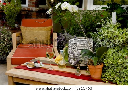 Home Exterior Series - stock photo