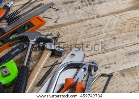 Home improvement hand tools