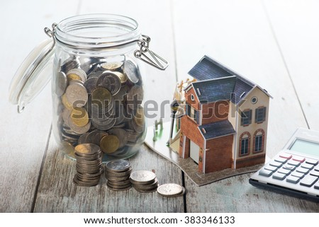 home loan concept photo