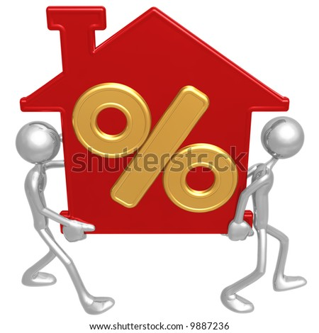 Home Movers APR Concept - stock photo