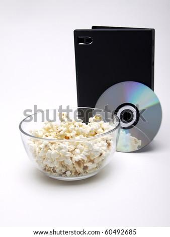 Home movie concept - stock photo